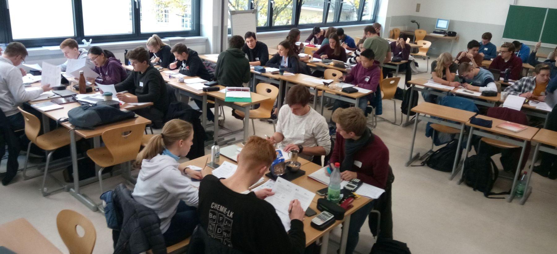 IChO 2020 Vorbereitungsseminar Runde 2 FvS